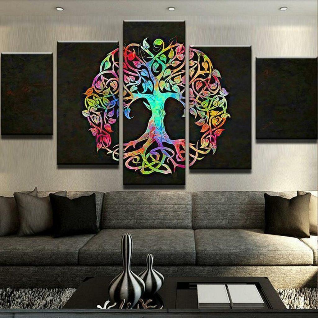 tableau arbre de vie 4
