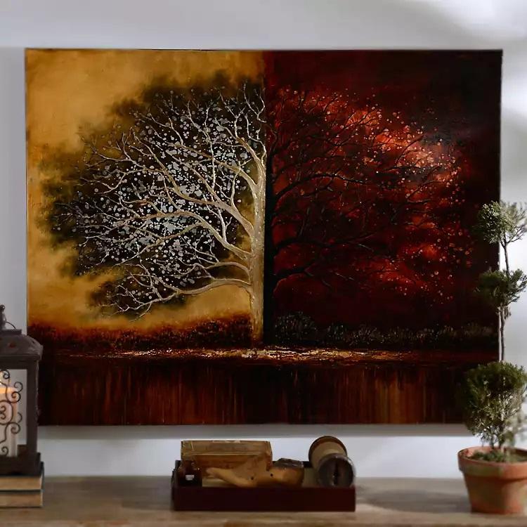 tableau arbre de vie